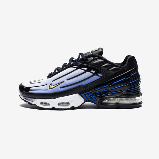 AIR MAX PLUS III - BLACK/CHAMOIS/HYPERBLUE/WHITE Image 2