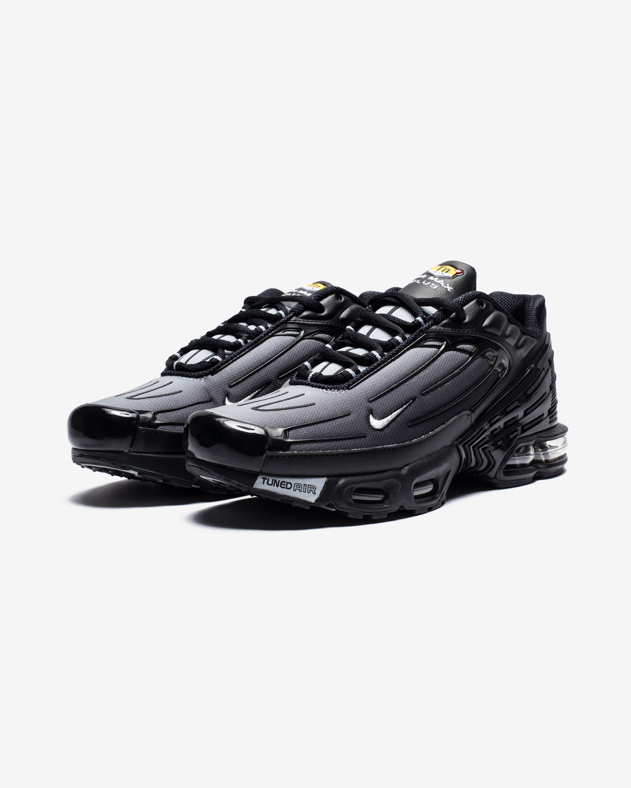 AIR MAX PLUS III - BLACK/WOLFGREY