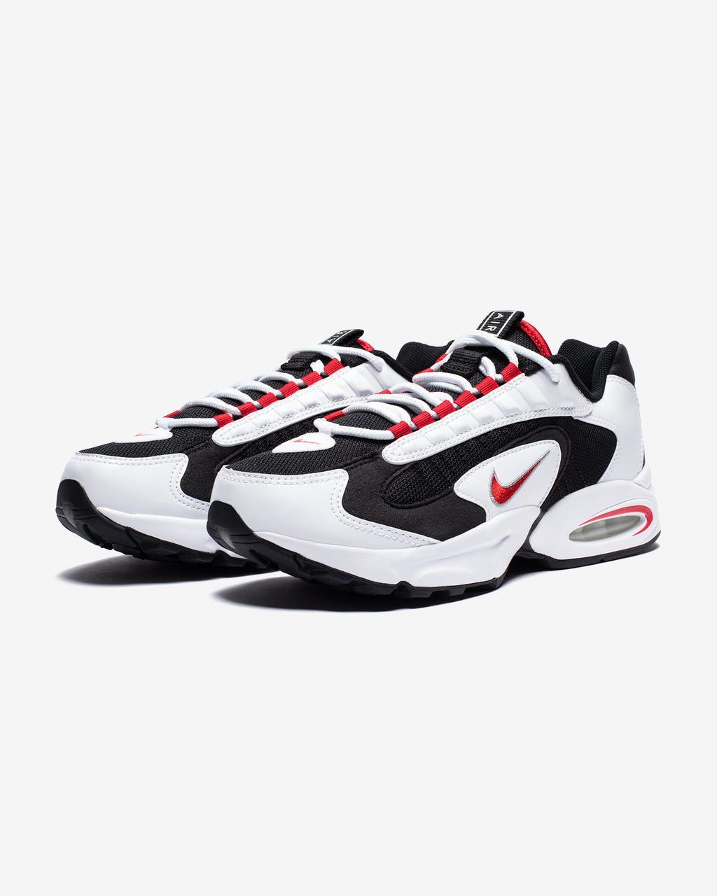 AIR MAX TRIAX 96 - WHITE/UNIVERSITYRED/BLACK/SILVER