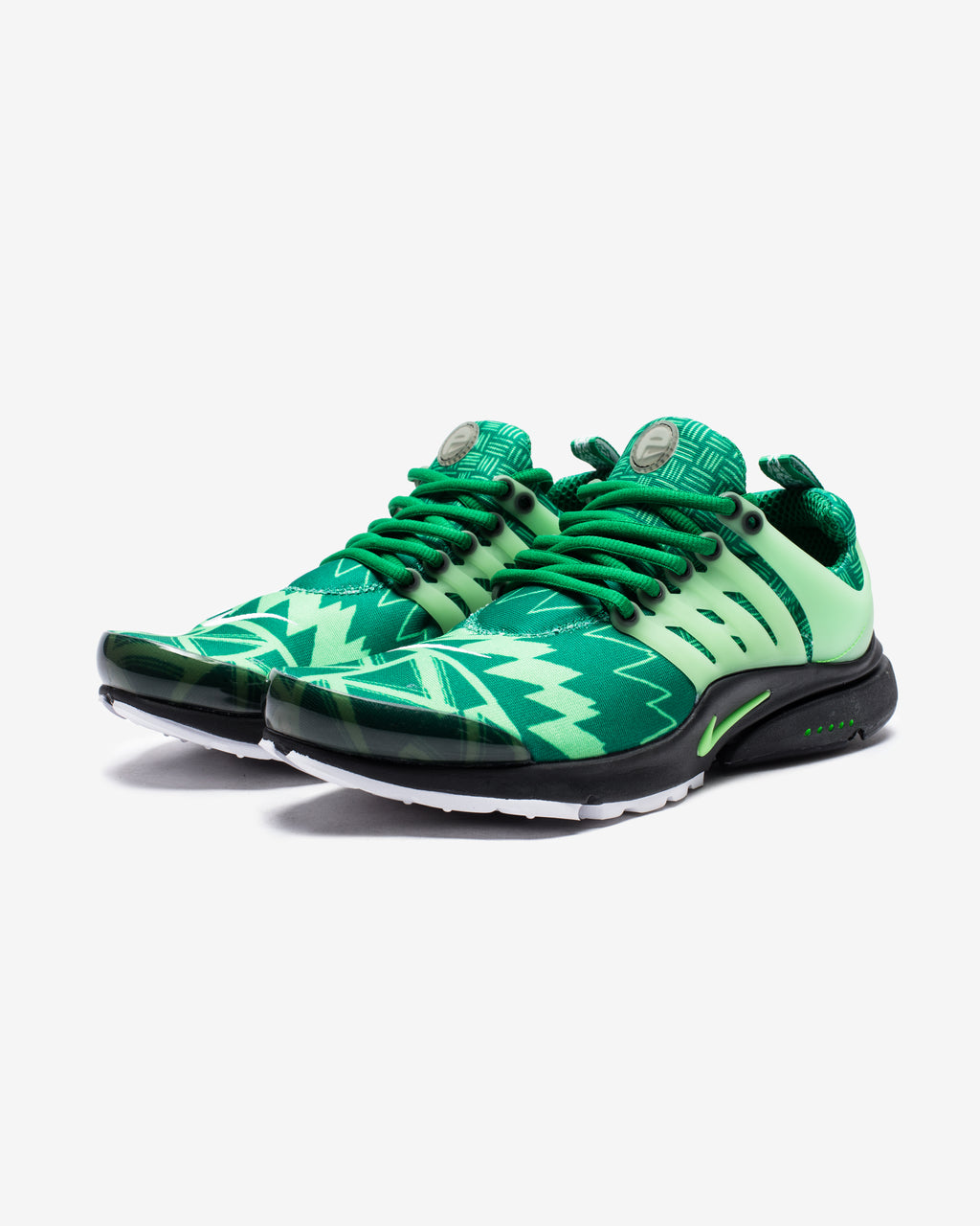 AIR PRESTO - PINEGREEN/ GREENSTRIKE/ BLACK/ WHITE