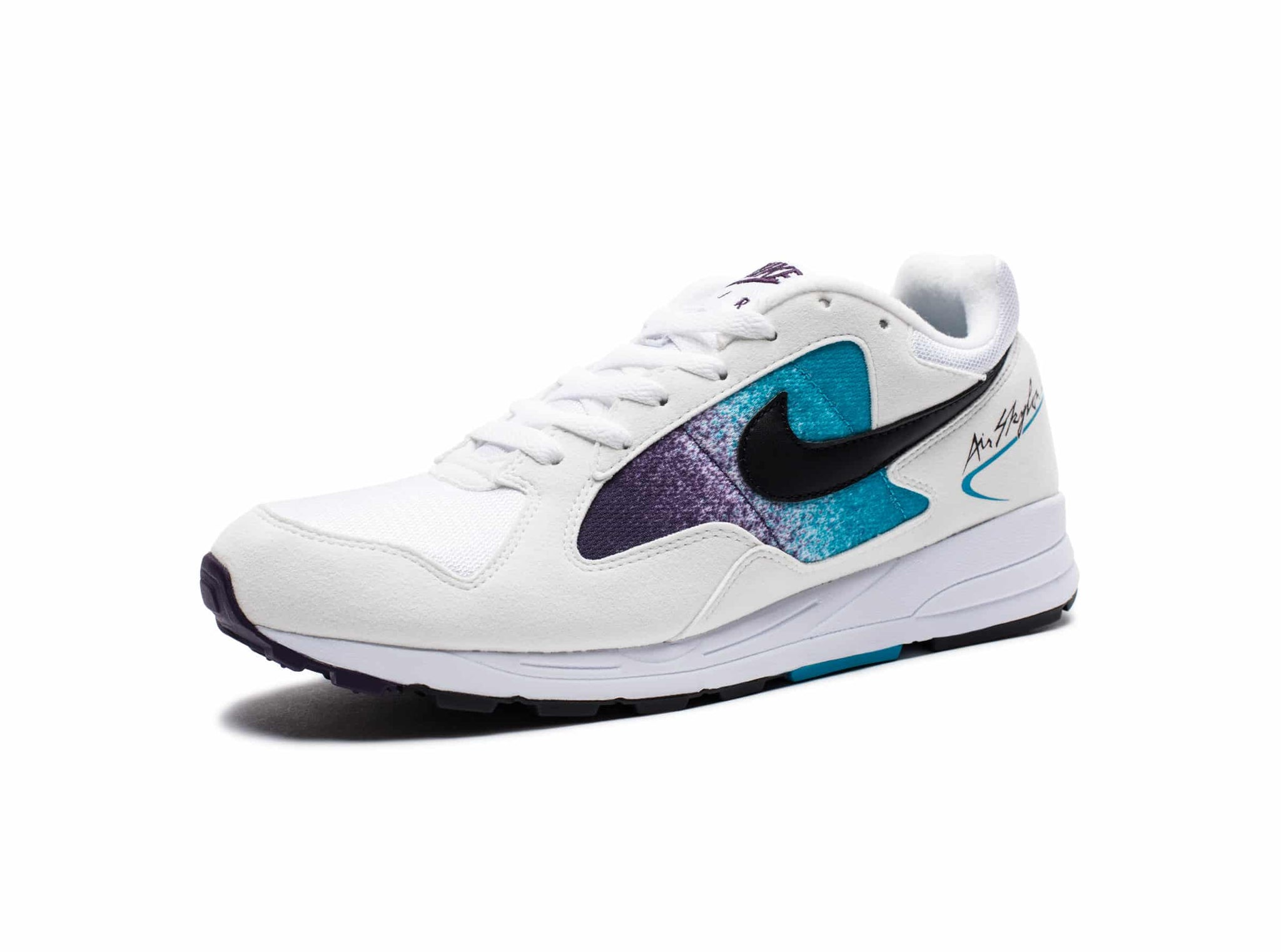 NIKE AIR SKYLON II - WHITE/BLACK/BLUELAGOON/GRANDPURPLE