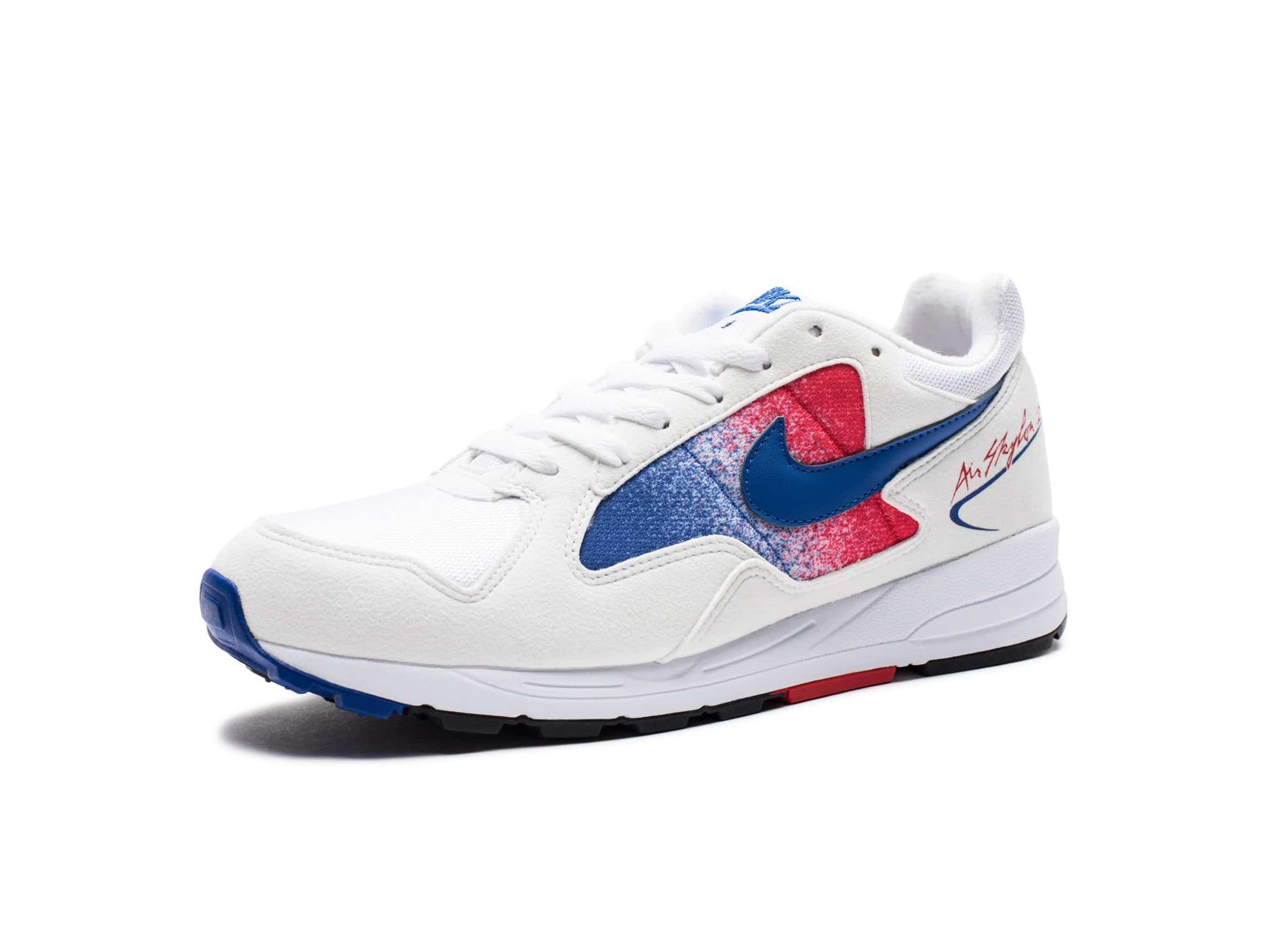 AIR SKYLON II - WHITE/GAMEROYAL/UNIVERSITYRED/BLACK