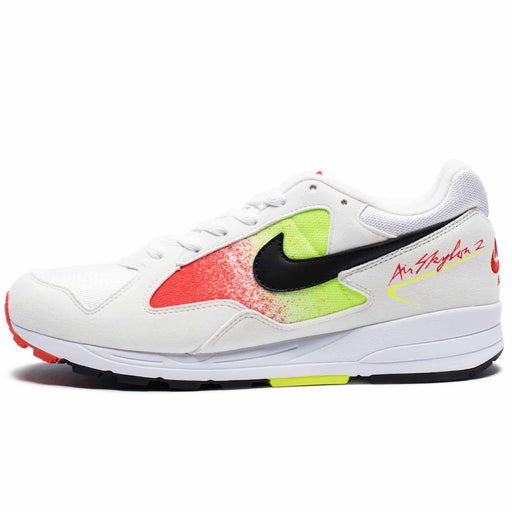 AIR SKYLON II - WHITE/BLACK/VOLT/HABANERORED Image 4