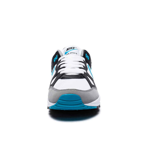 AIR SPAN II - BLACK/LASERBLUE/DUST/WHITE