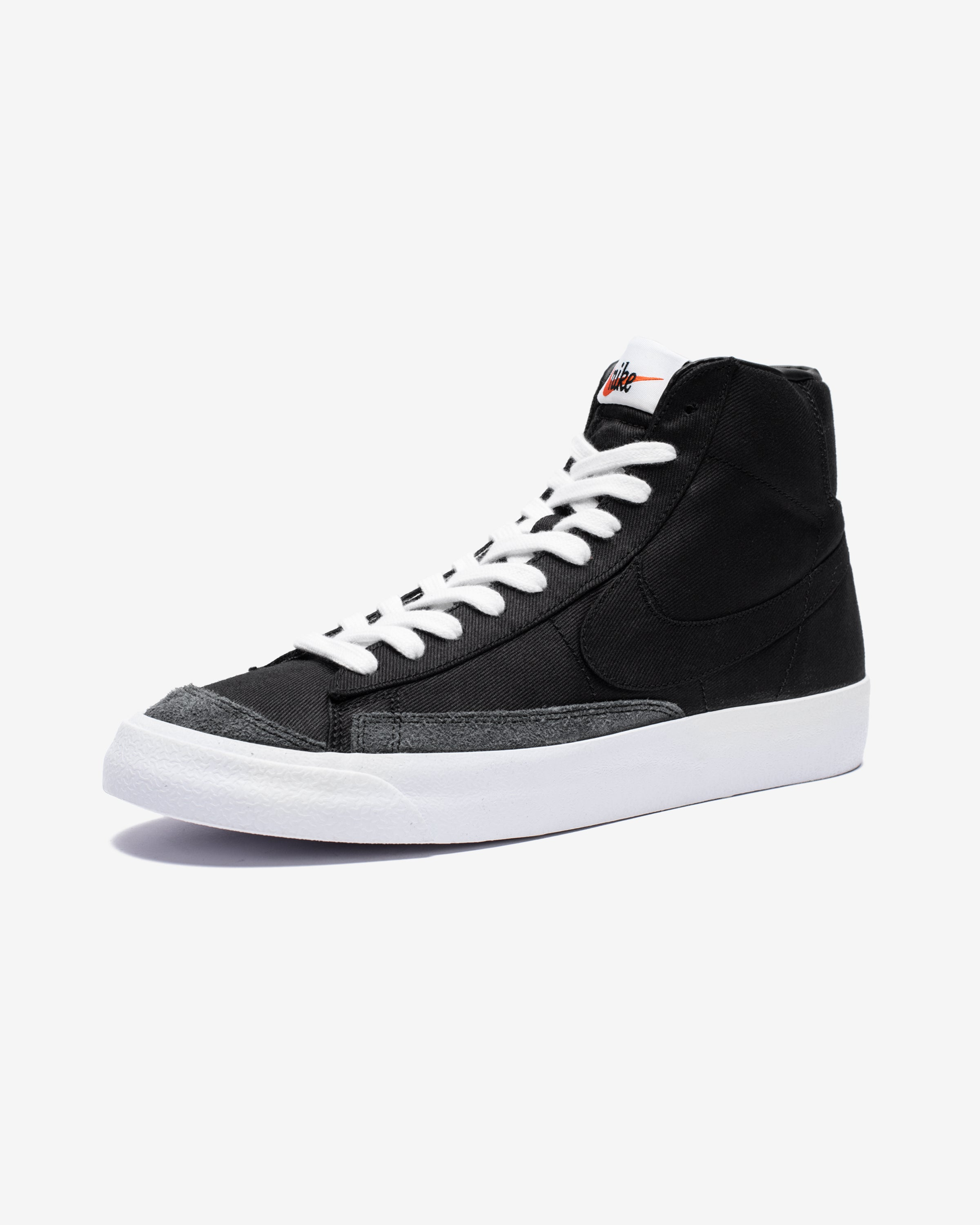 BLAZER MID '77 VINTAGE WE - BLACK/WHITE