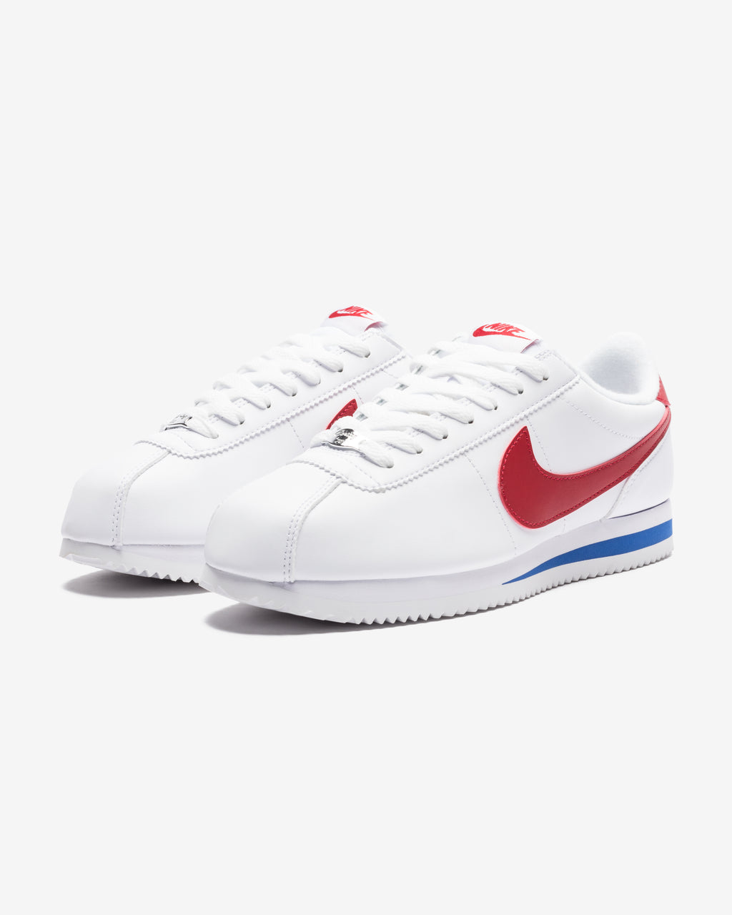 CORTEZ BASIC - WHITE/ VARSITYRED/ VARSITYROYAL