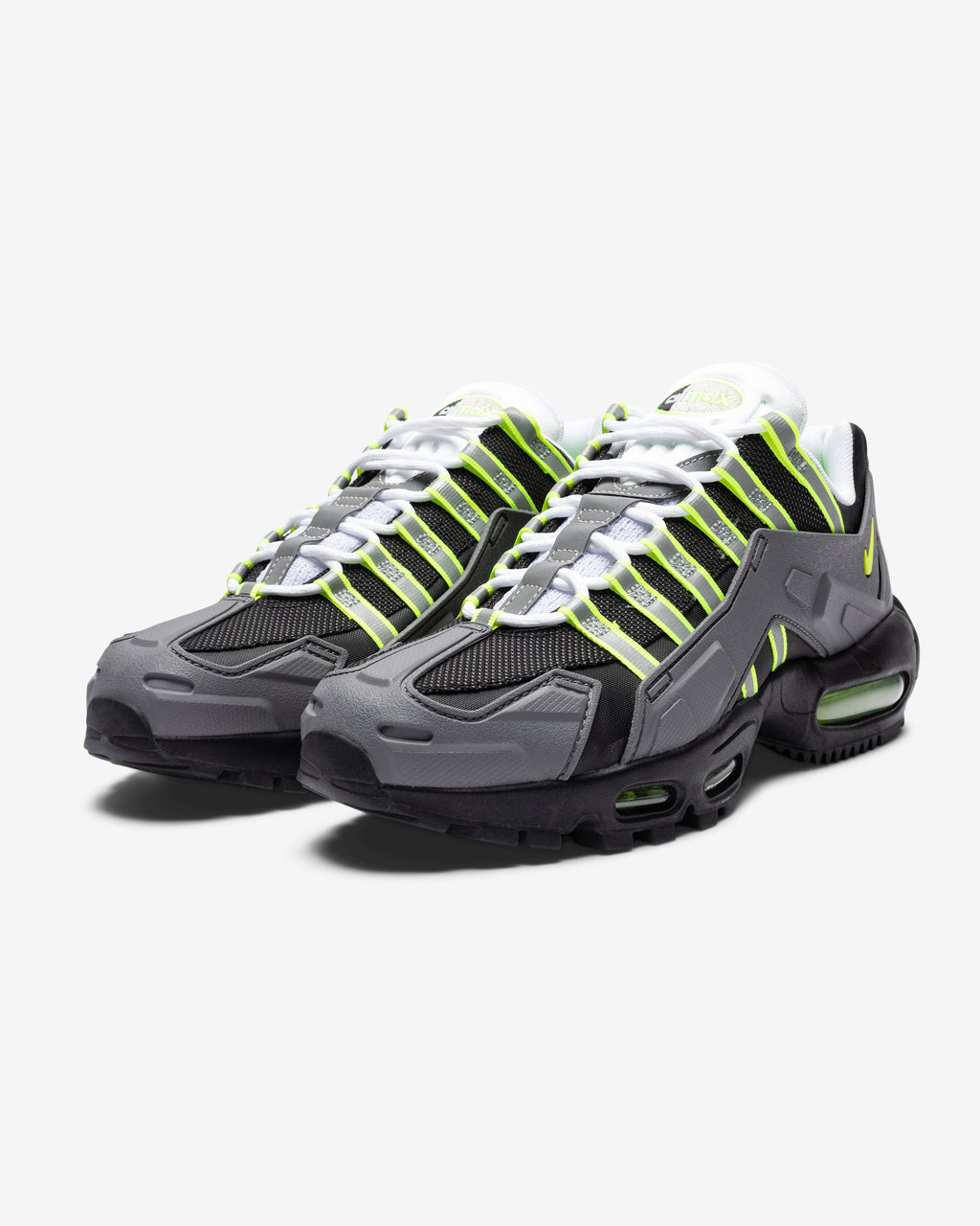 AIR MAX 95 NDSTRKT - BLACK/ NEONYELLOW/ MEDIUMGREY