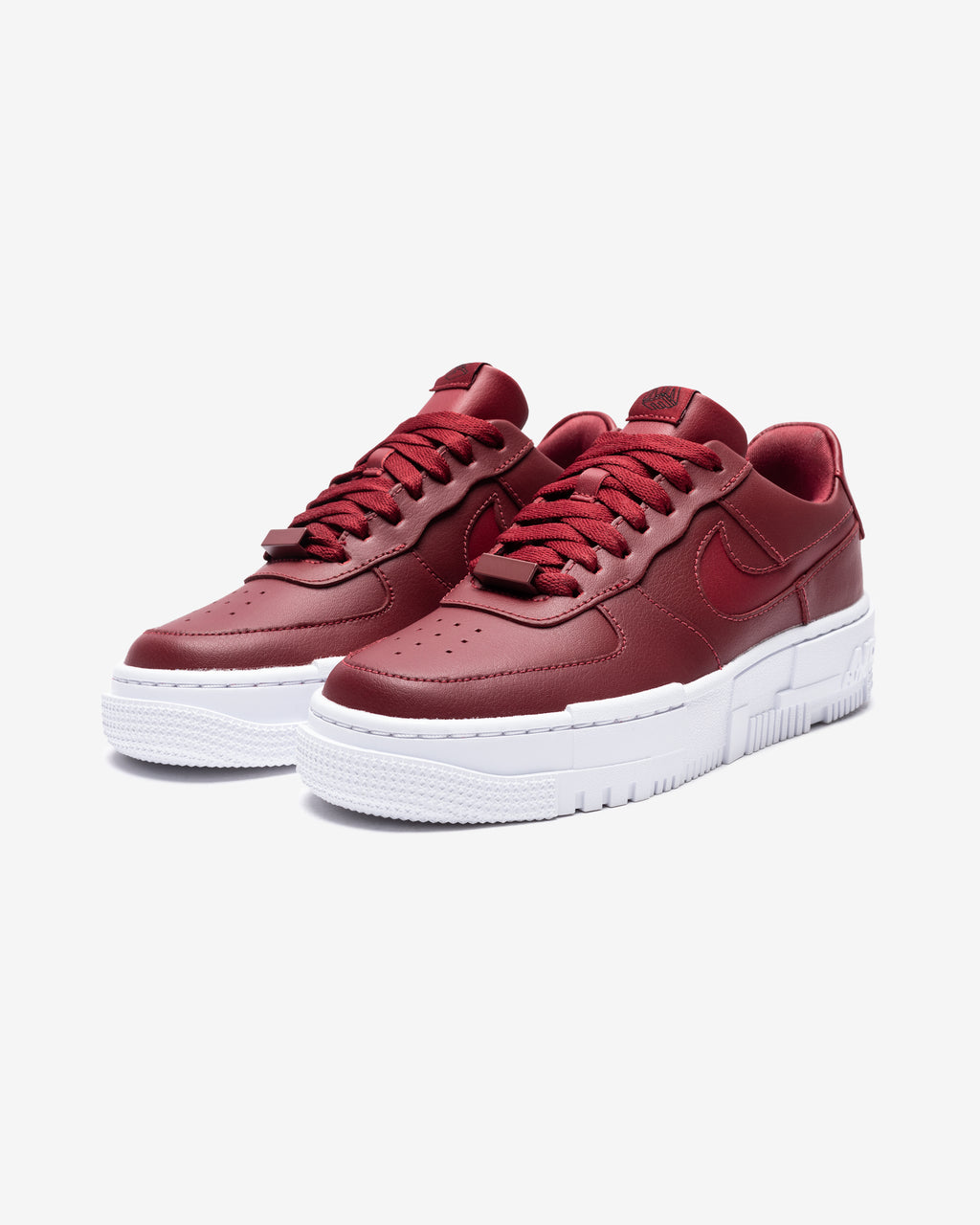 WOMEN'S AIR FORCE 1 PIXEL - TEAMRED/ WHITE