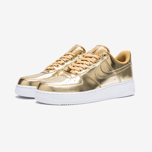 WOMEN'S AIR FORCE 1 SP - METALLICGOLD/CLUBGOLD/WHITE Image 1