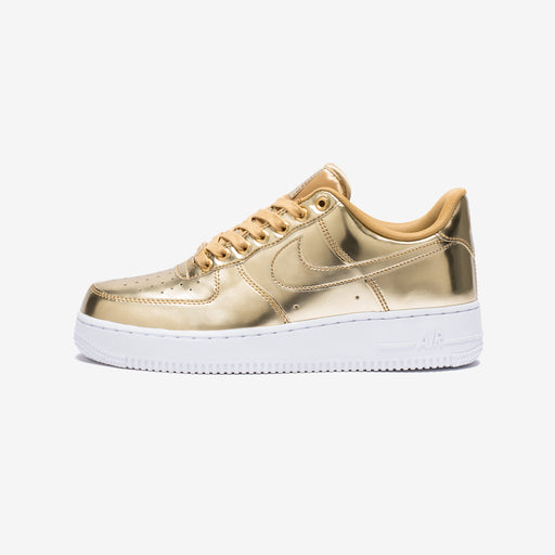 WOMEN'S AIR FORCE 1 SP - METALLICGOLD/CLUBGOLD/WHITE Image 2
