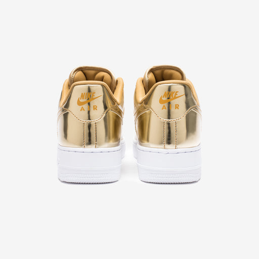 WOMEN'S AIR FORCE 1 SP - METALLICGOLD/CLUBGOLD/WHITE Image 3