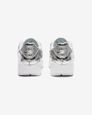 WOMEN'S AIR MAX 90 SP - CHROME/ PUREPLATINUM/ WHITE