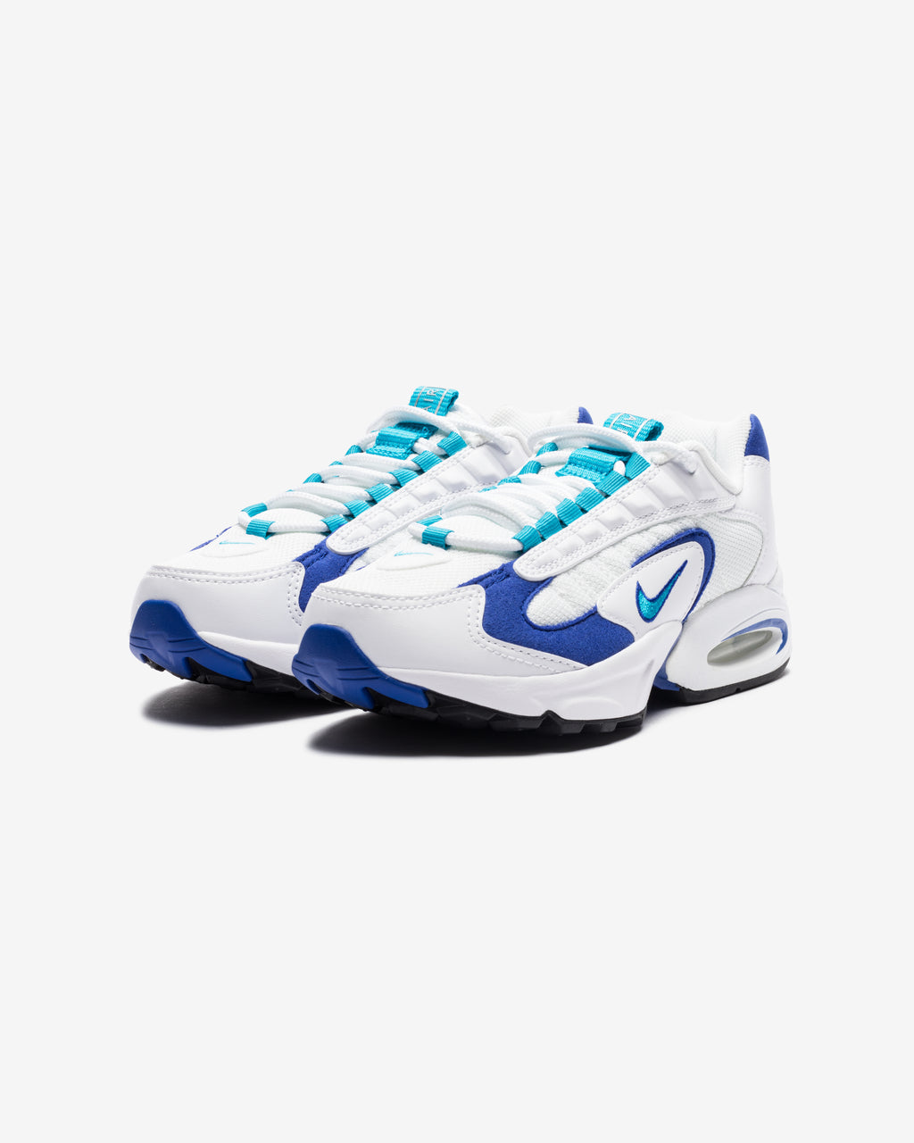 WOMEN'S AIR MAX TRIAX 96 - WHITE/ LAGOON/ NEWPORTBLUE/ BLACK