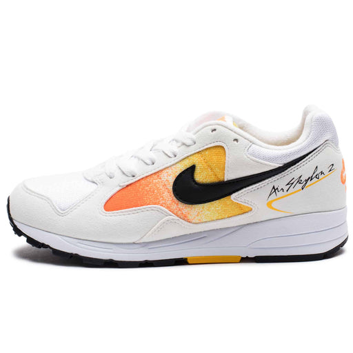 WOMEN'S AIR SKYLON II - WHITE/BLACK/AMARILLO/TOTALORANGE Image 4