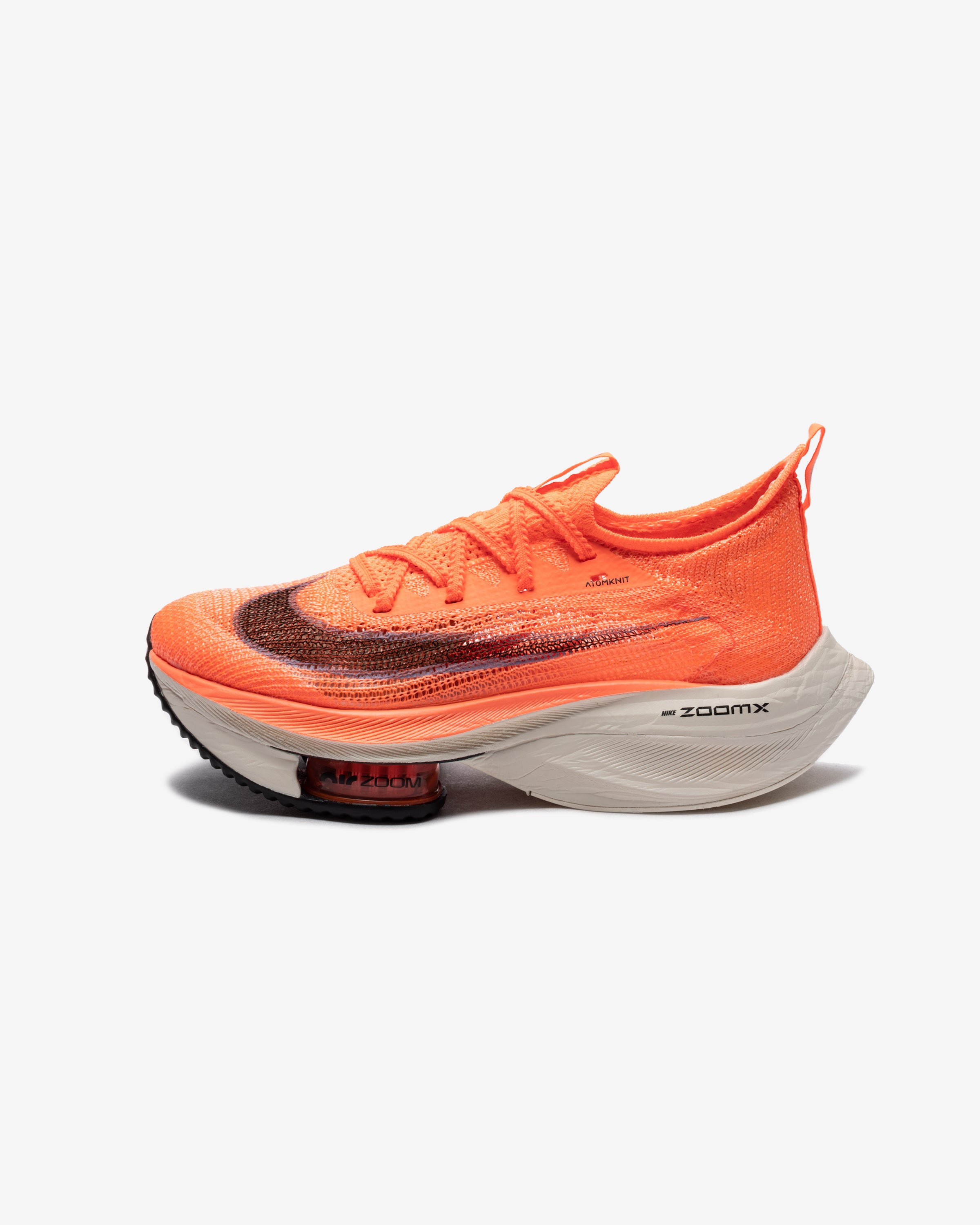 WOMEN'S AIR ZOOM ALPHAFLY NEXT% - BRIGHTMANGO/ CITRONPULSE
