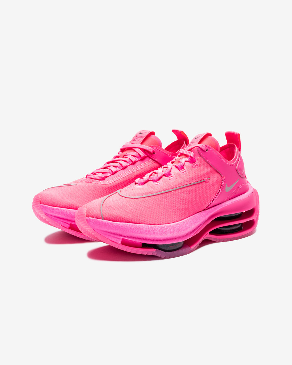 WOMEN'S ZOOM DOUBLE STACKED - PINKBLAST/ BLACK