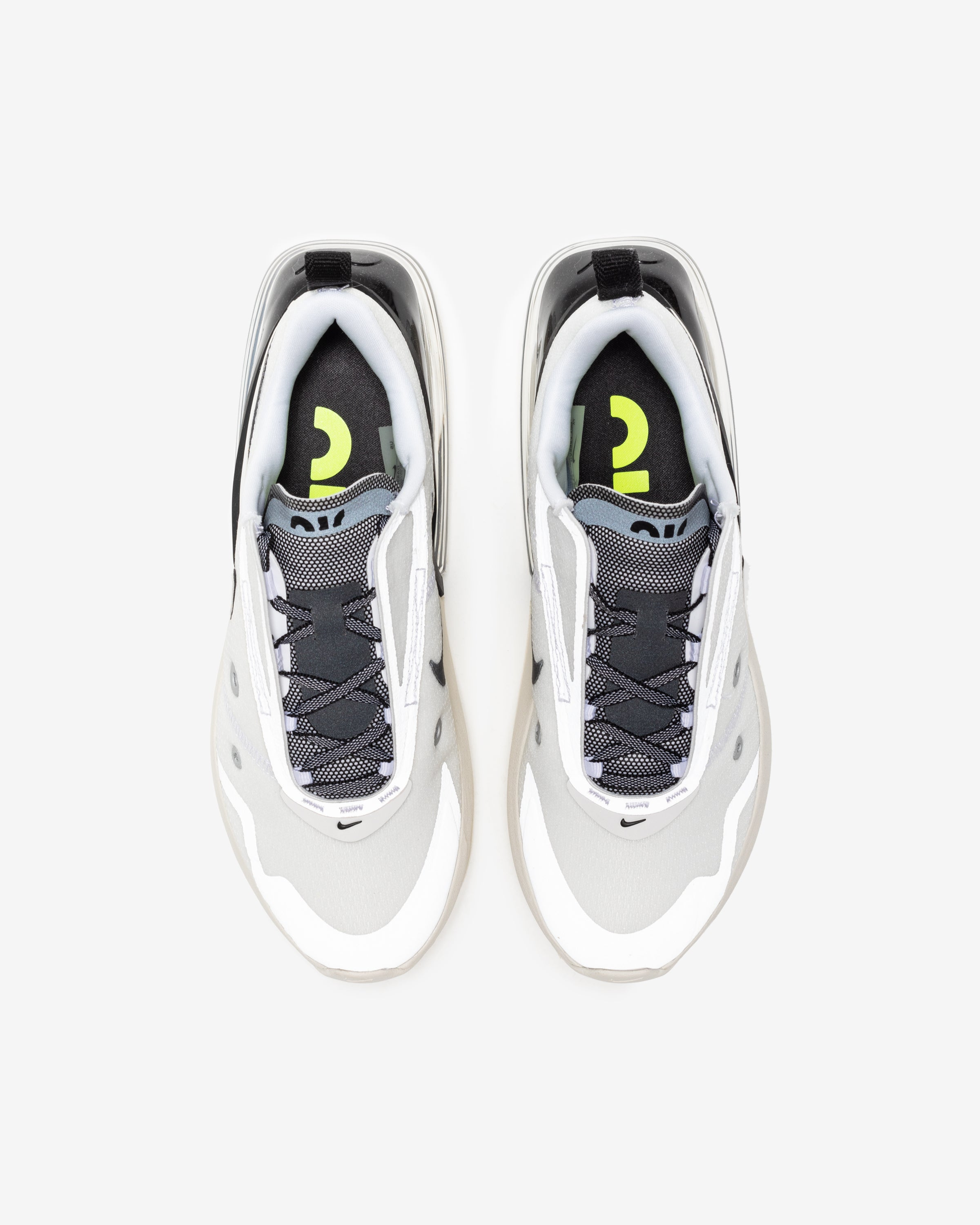 WOMEN'S AIR MAX UP QS - WHITE/ SAIL/ PALEIVORY/ GUMMEDBROWN
