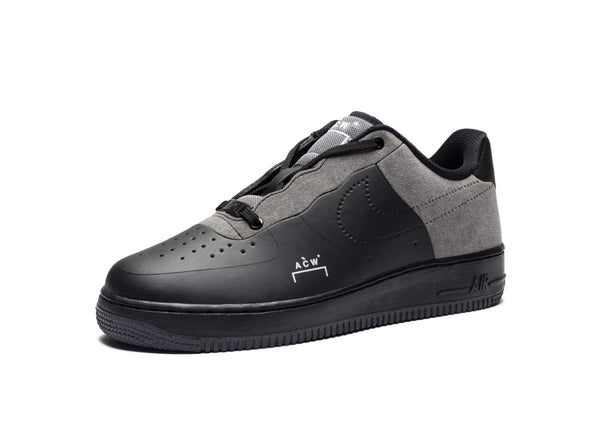 online retailer 8f003 0f86b NIKE X A COLD WALL AIR FORCE 1 '07 - BLACK/WHITE/DARKGREY