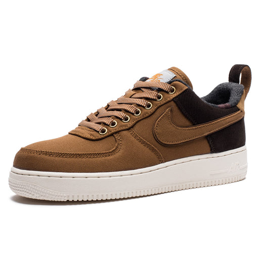 NIKE X CARHARTT AIR FORCE 1 '07 PRM WIP - ALEBROWN/SAIL