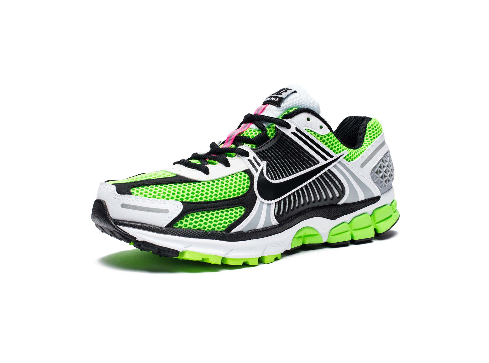 ZOOM VOMERO 5 SE SP - ELECTRICGREEN/BLACK/WHITE/SAIL
