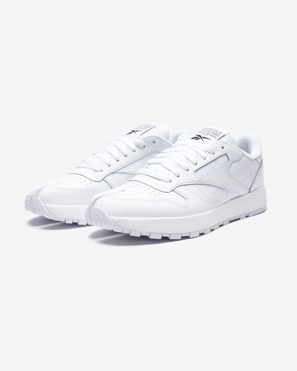 REEBOK X MAISON MARGIELA PROJECT 0 CL - WHITE/ BLACK