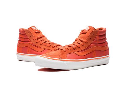 UNDEFEATED X VANS SK8-HI LX -  SAFETY ORANGE