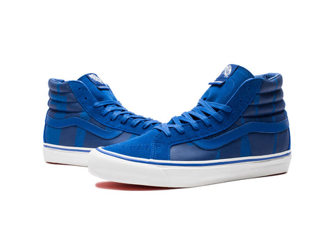 UNDEFEATED X VANS SK8-HI LX - NAUTICAL BLUE