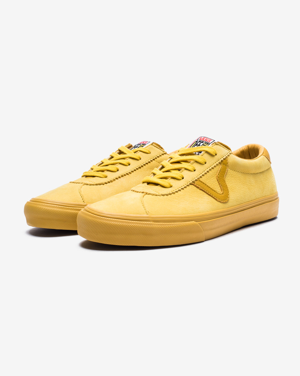 EPOCH SPORT LX (NUBUCK/LEATHER)  - YELLOW
