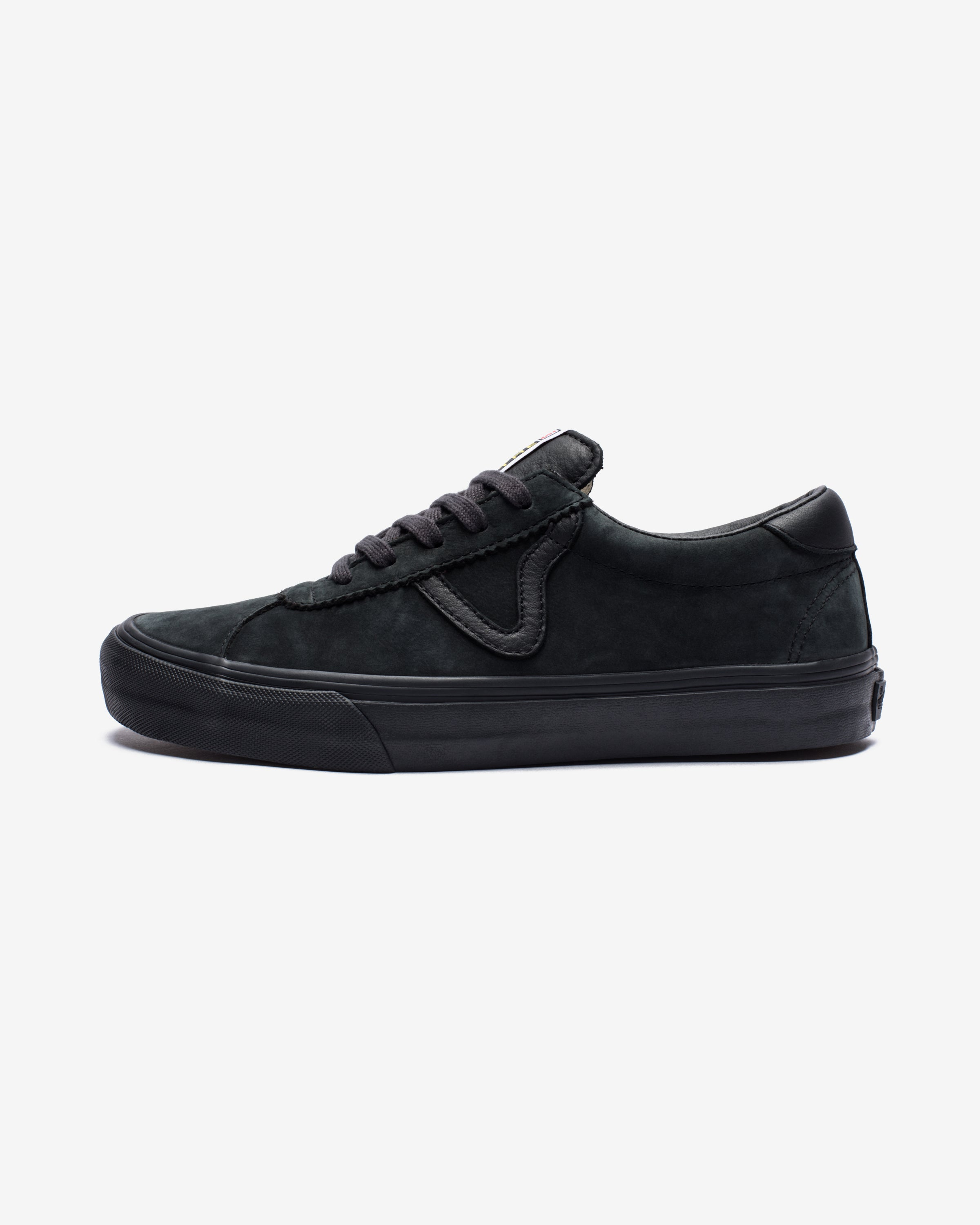 EPOCH SPORT LX (NUBUCK/LEATHER)  - RAVEN/ BLACK