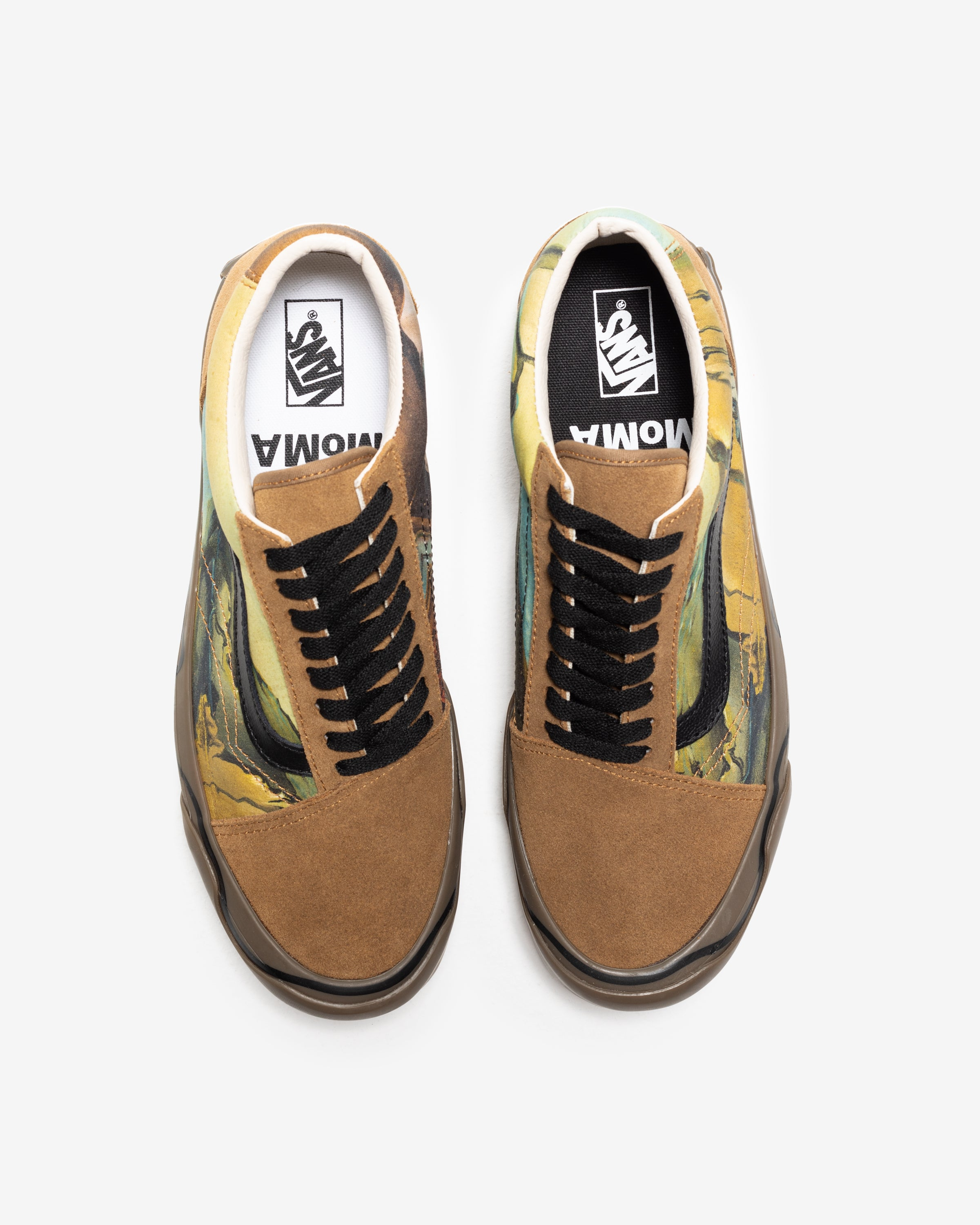 VANS X MOMA OLD SKOOL TWIST - SALVADORDALI