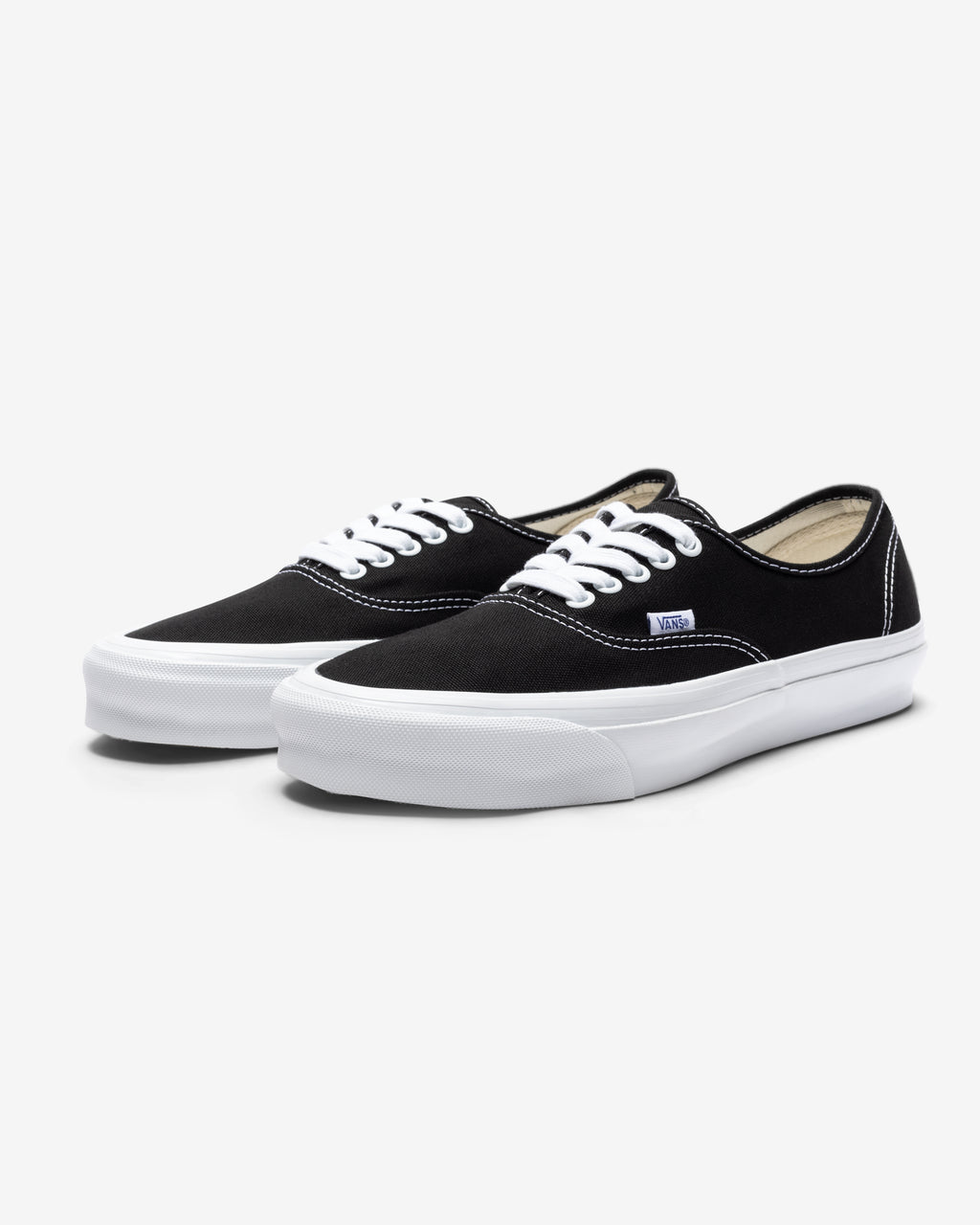OG AUTHENTIC LX (CANVAS) - BLACK/ TRUEWHITE