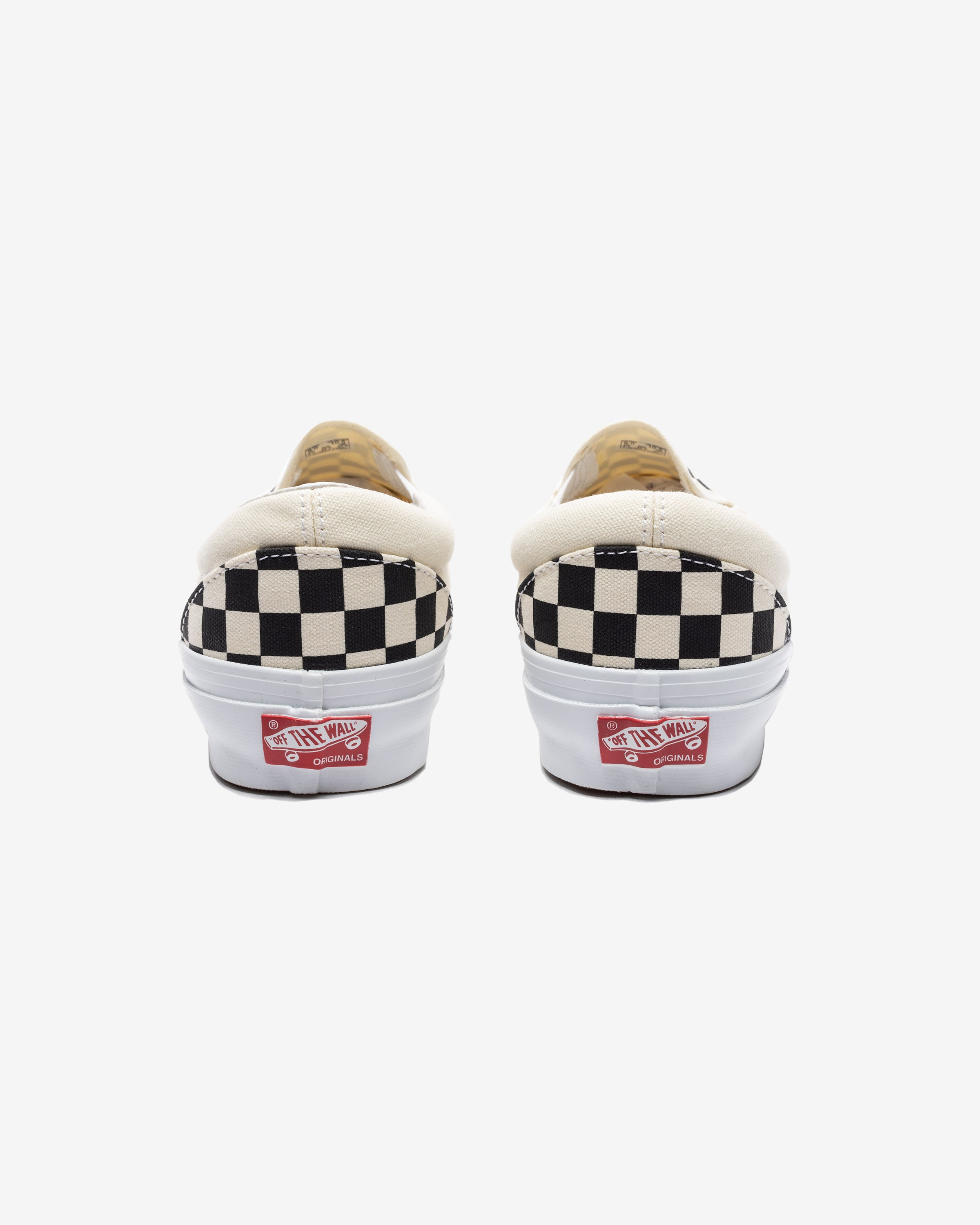 OG CLASSIC SLIP-ON (CANVAS) - CHECKERBOARD