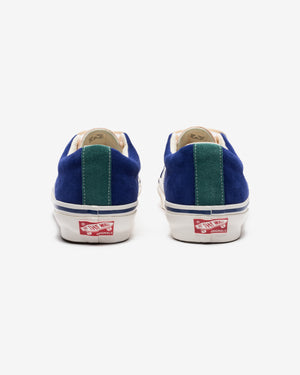 OG LAMPIN LX (SUEDE/CANVAS) - GREEN/ BLUE/ PINK