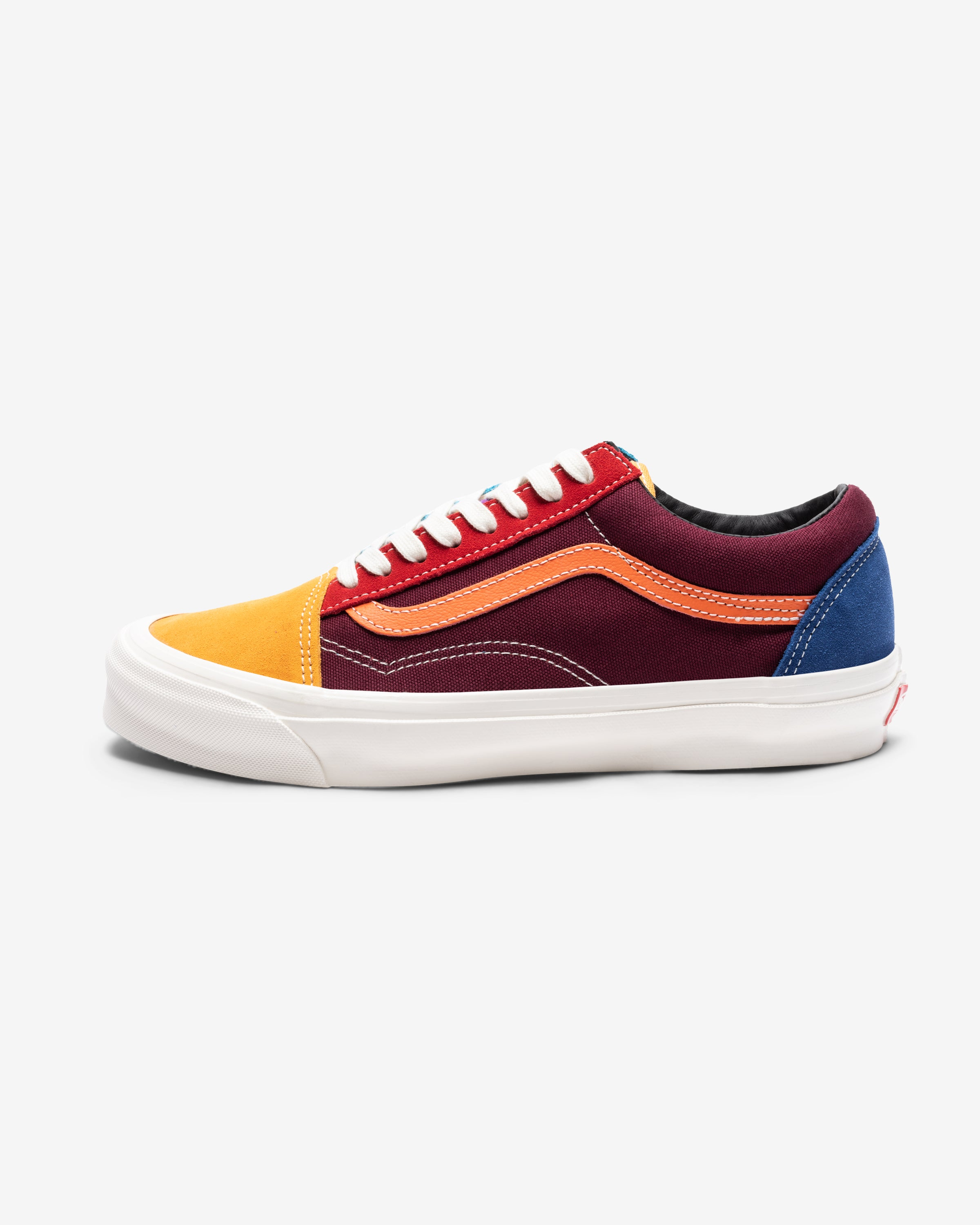 OG OLD SKOOL LX (SUEDE/CANVAS) - MULTI