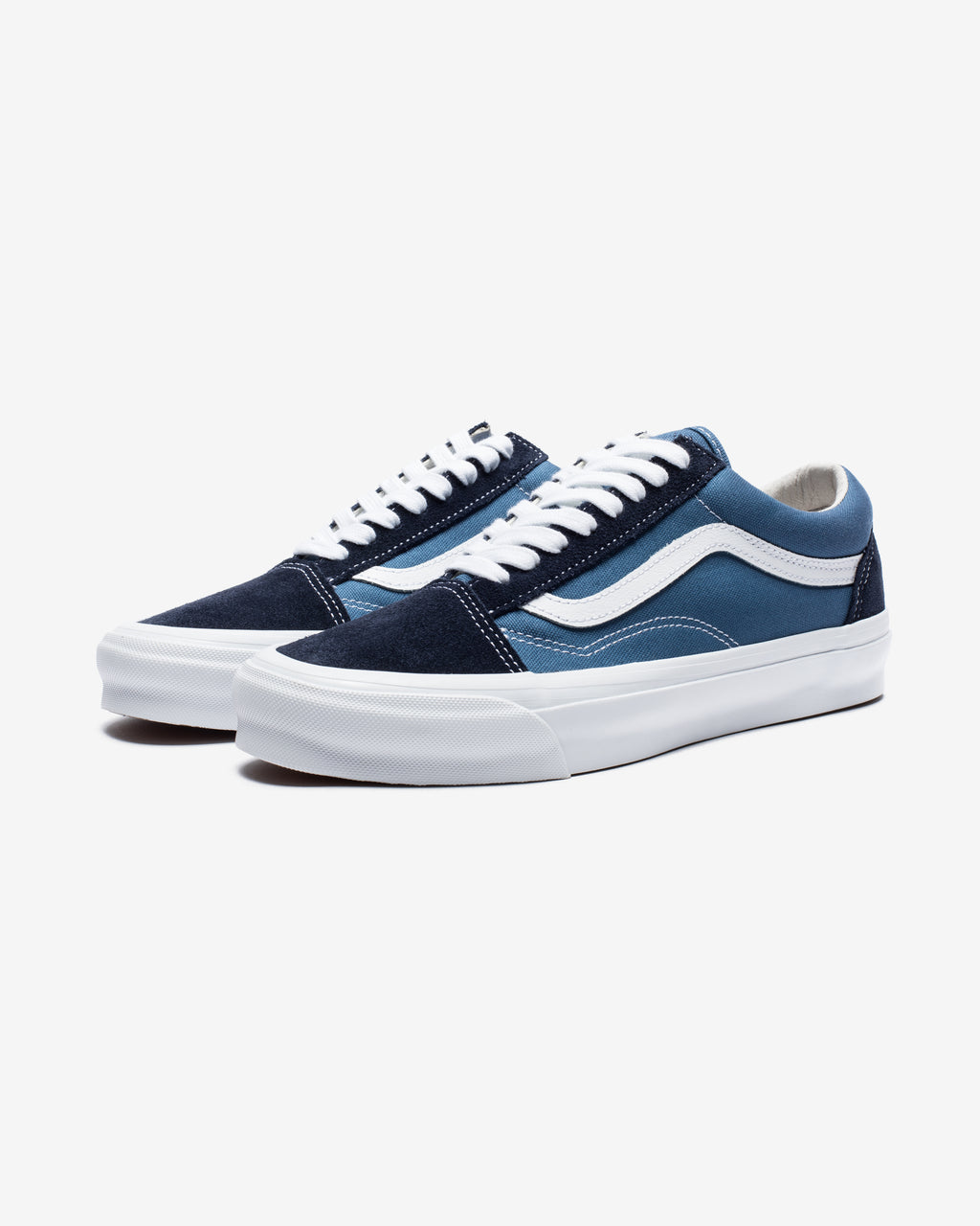 OG OLD SKOOL LX (SUEDE/CANVAS) - NAVY/ STVNVY