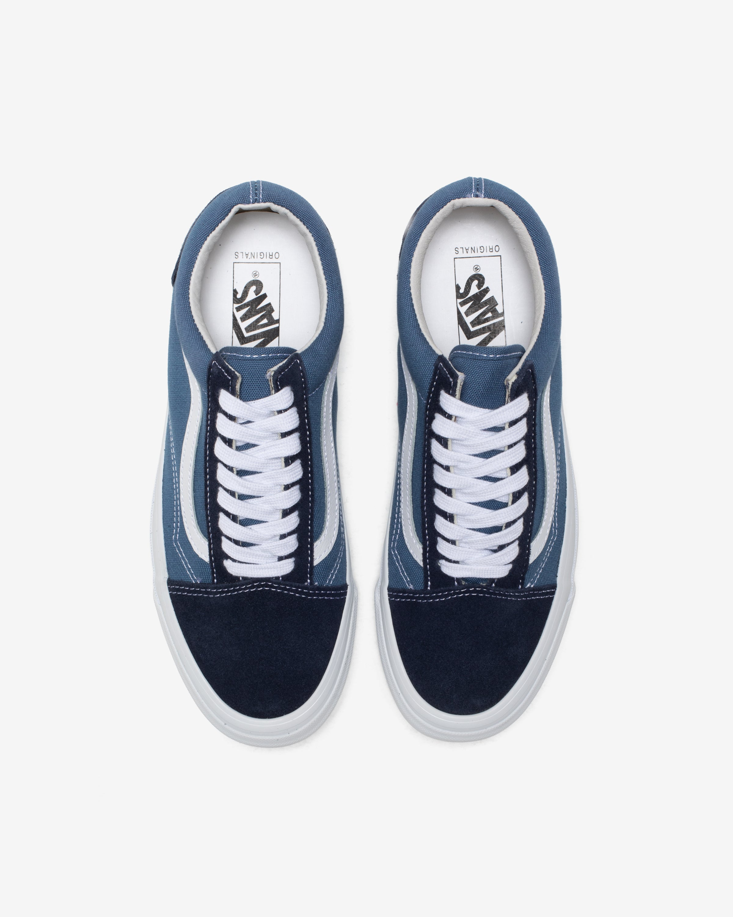 OG OLD SKOOL LX (SUEDE/CANVAS) - NAVY/STVNVY