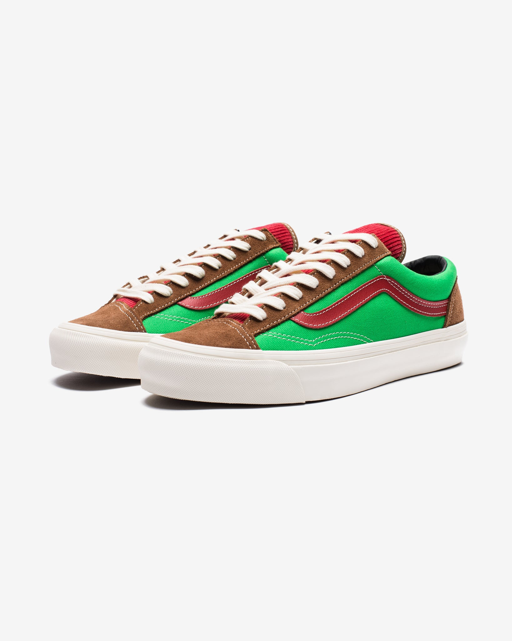OG STYLE 36 LX (CORDUROY CANVAS) - RUBBER/CLASSICGREEN