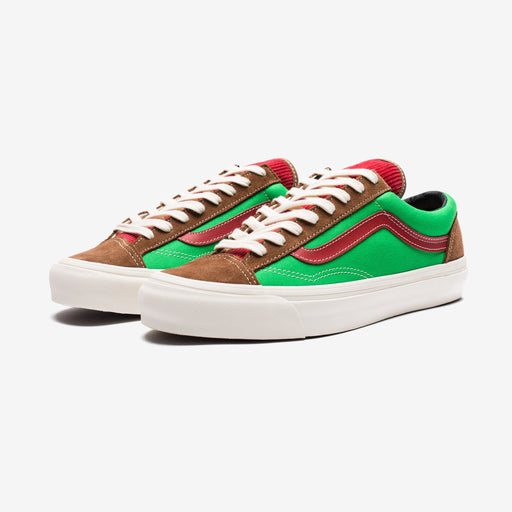 OG STYLE 36 LX (CORDUROY CANVAS) - RUBBER/CLASSICGREEN Image 1