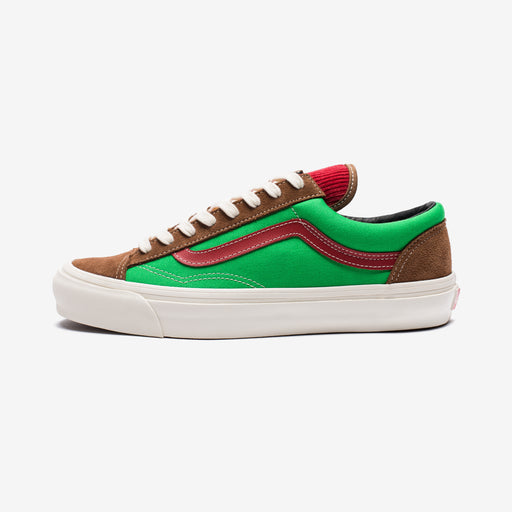 OG STYLE 36 LX (CORDUROY CANVAS) - RUBBER/CLASSICGREEN Image 2