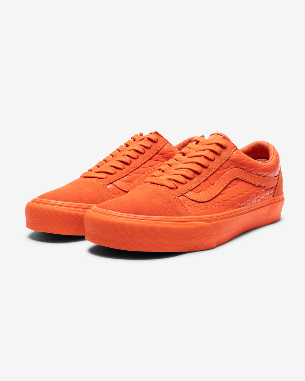 OLD SKOOL VLT LX (CROC SKIN) - RED