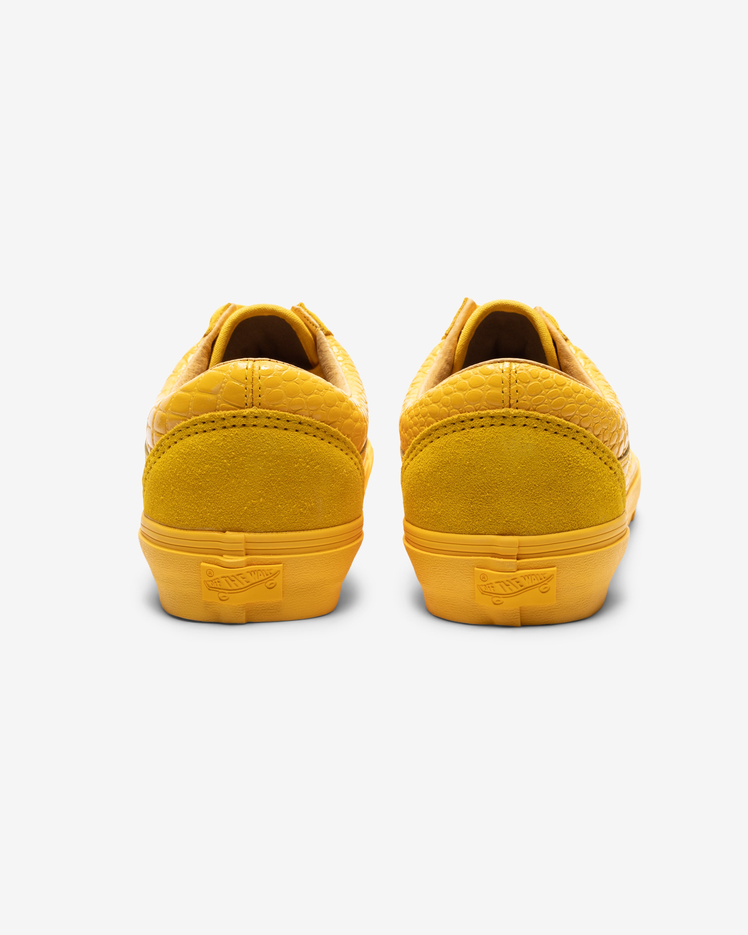 OLD SKOOL VLT LX (CROC SKIN) - LEMON
