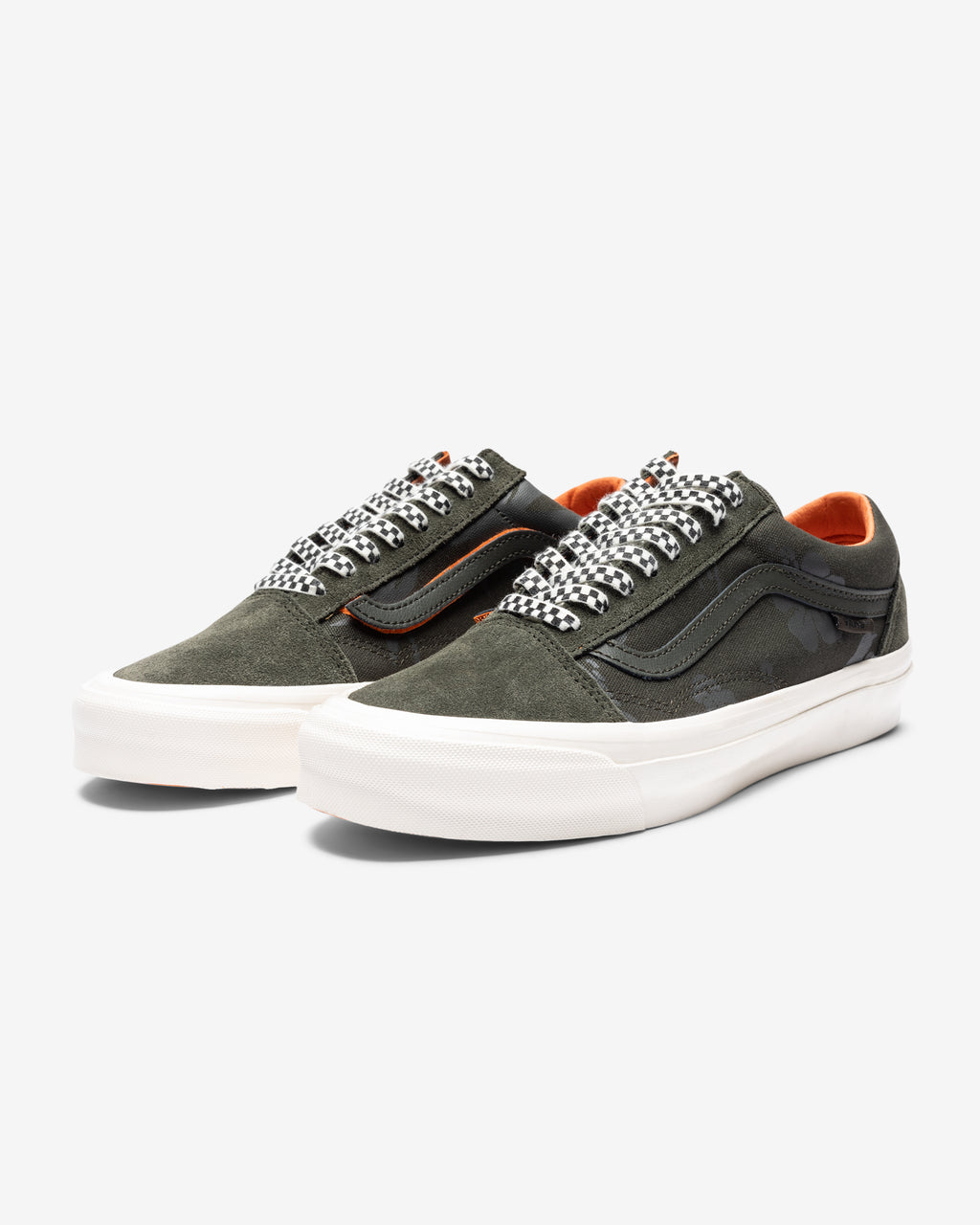 VANS X PORTER OG OLD SKOOL LX - FORESTNIGHT/ BLACKINK