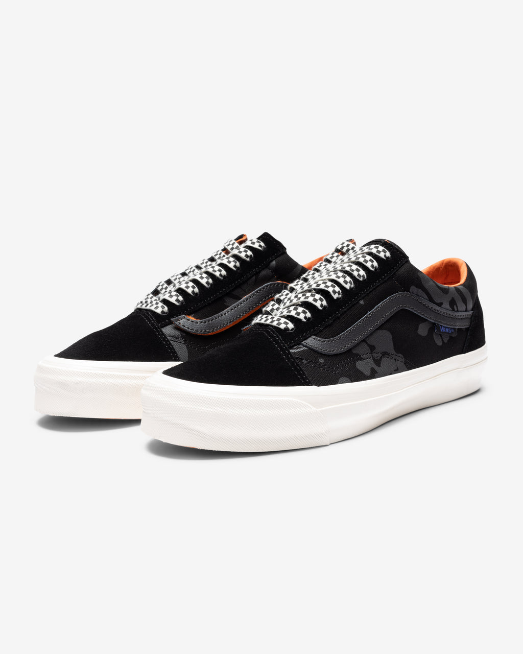 VANS X PORTER OG OLD SKOOL LX - BLACK