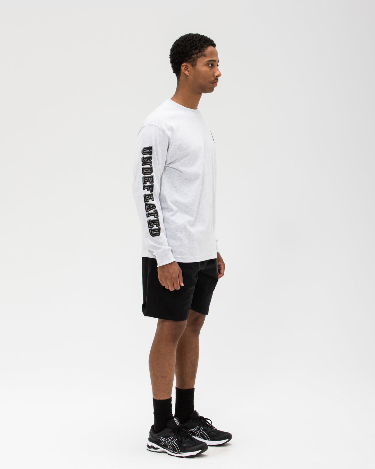 UNDEFEATED BLOCK L/S TEE