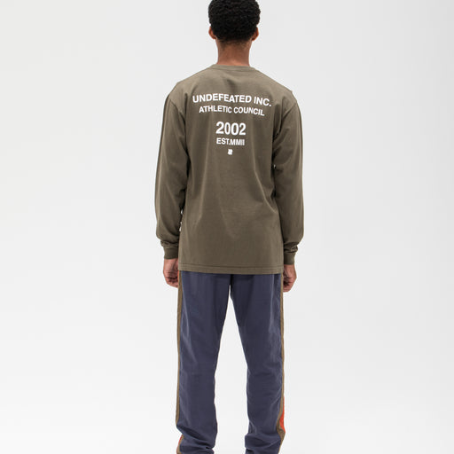 UNDEFEATED ATHLETIC COUNCIL L/S TEE Image 24