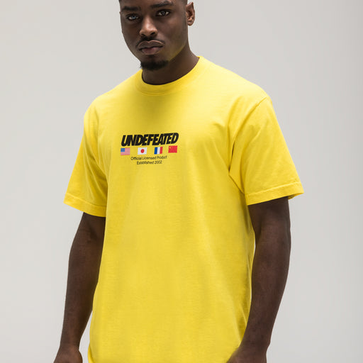 UNDEFEATED OFFICIAL FLAGS S/S TEE Image 13
