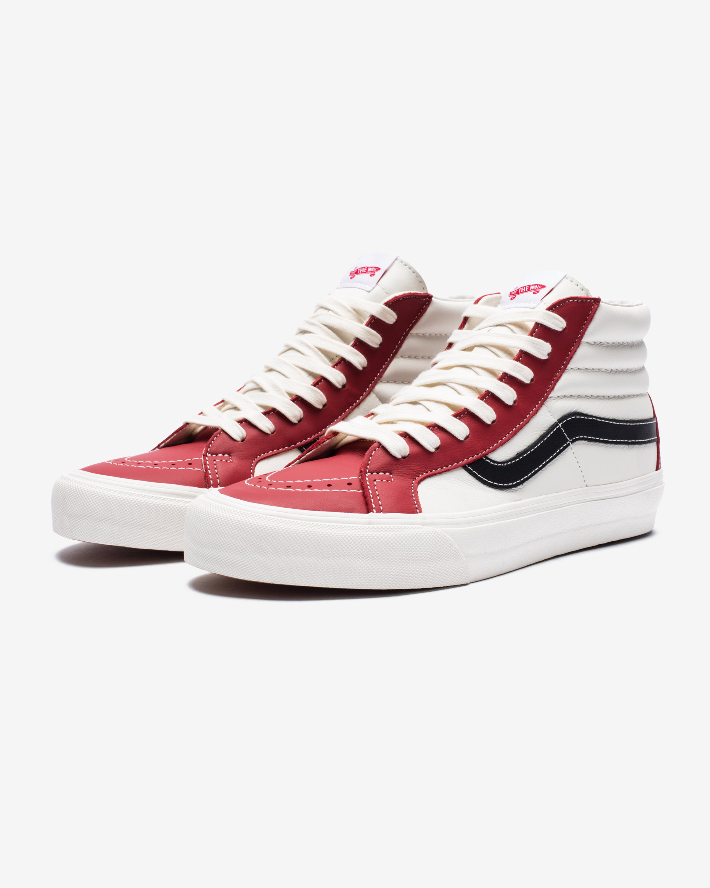SK8-HI REISSUE VL (LEATHER) - CHLPEP