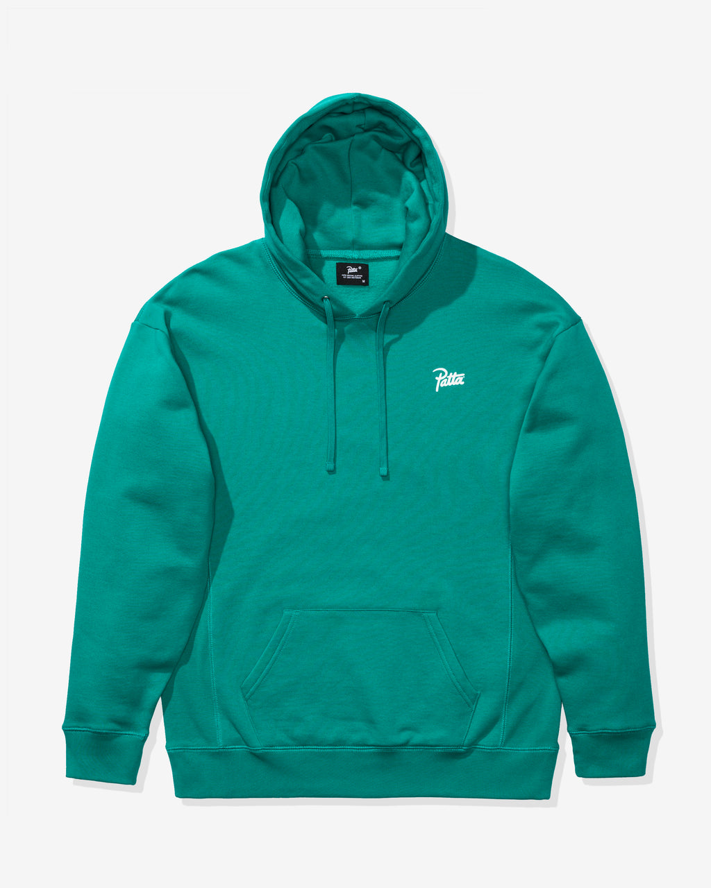 PATTA BASIC SUMMER HOODED SWEATER - COLUMBIA