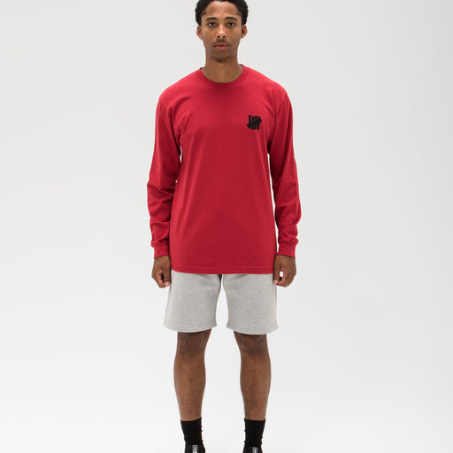UNDEFEATED ICON L/S TEE Image 17