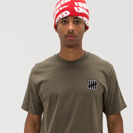 UNDEFEATED REPEAT BEANIE Image 13